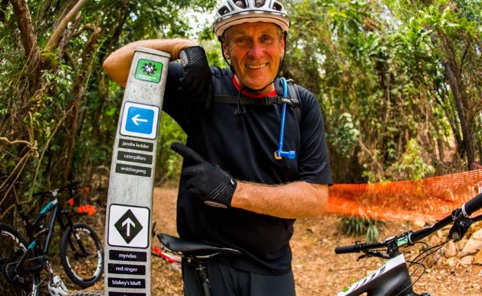 Florestas tropicais e a bicicleta: o caso daAustrália