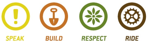 speak-build-respect-ride
