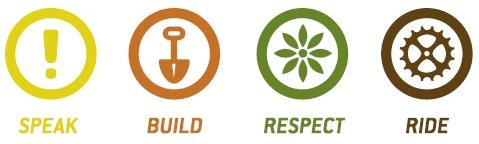 speak-build-respect-ride