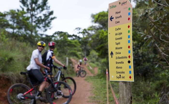 A legitimação da bicicleta em trilhas noBrasil