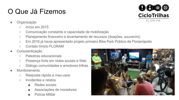 Ciclotrilhas - Apresentação FLORAM (3)